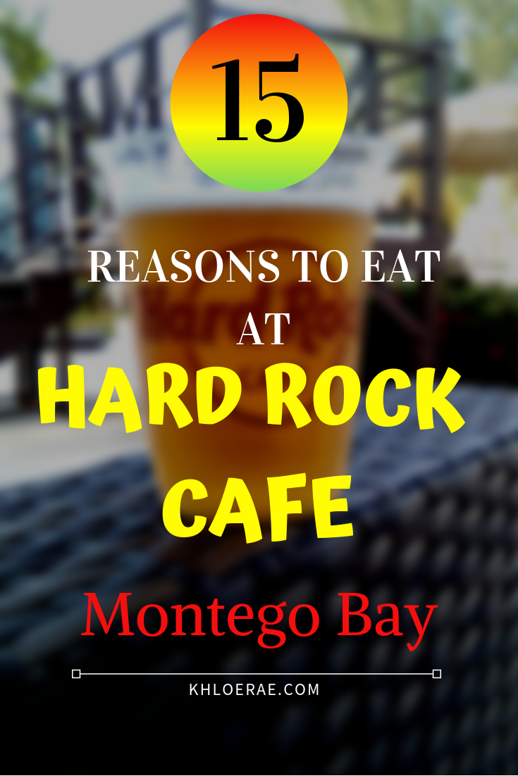 Montego Bay: 15 Reasons To Chose Hard Rock Cafe