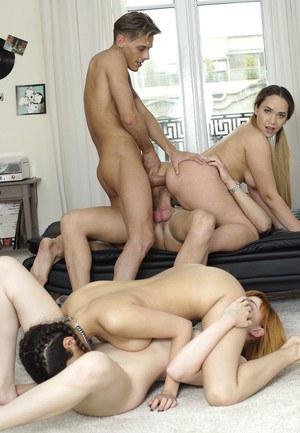 Orgies are fun