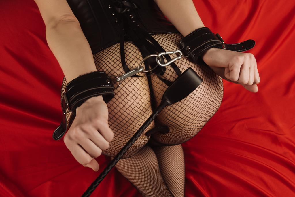 8 Bondage Sex Tips For Beginners